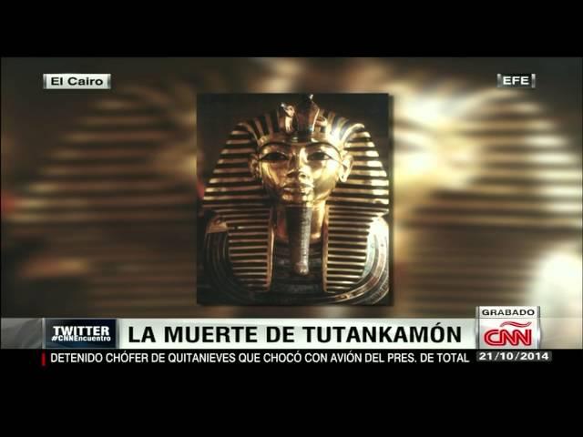 """Las sorpresas en la """"autopsia virtual"""" de Tutankamón"""