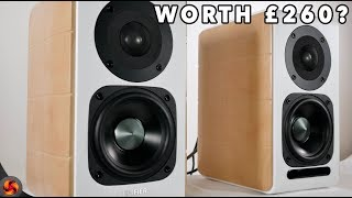 Edifier S880DB Hi-Res Audio Speakers - killer sound quality for £260!
