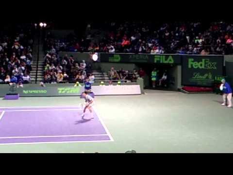 Novak djokovic sony open 2013