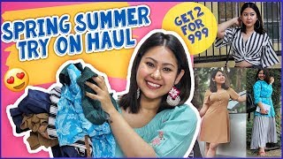 SUMMER TRYON HAUL   GET 2 for 999+ Outfit Ideas For Every Girl  ThatQuirkyMiss