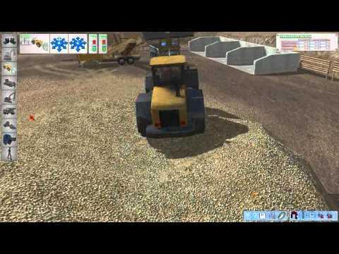 Bagger Simulator 2011 Gameplay (HD)
