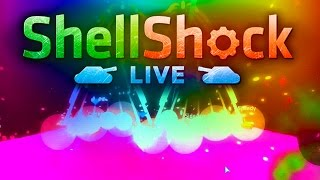 3D Bomb DISASTER! - Late Night ShellShock Live!