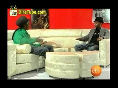 EBS Kassa Show  Interview with Ethiopian Reggae Star Jonny Ragga  Part 1