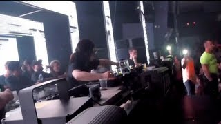Skrillex Video - SKRILLEX @ CoCoRiCò - Riccione (Italy) 15/06/2013 - HD -