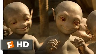 Galaxy Quest (6/9) Movie CLIP - Cute But Deadly Aliens (1999) HD