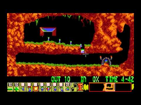 Misc Computer Games - Lemmings