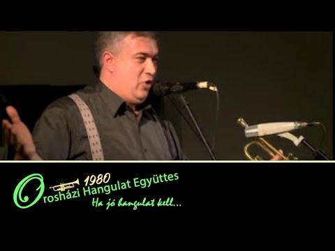 Orosházi Hangulat Együttes - Lakodalmas Zenekarok Fesztiválja 1. Rész