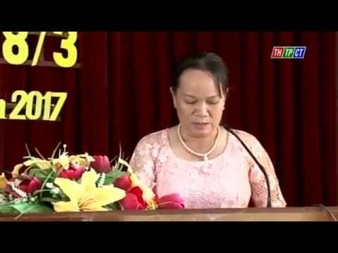 Thới Lai tổ chức Họp mặt Phụ nữ 8/3
