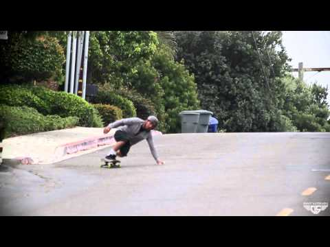 Gravity Skateboards - Brad Edwards - Slide Style