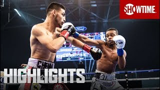 Spence vs. Ocampo: Highlights | SHOWTIME CHAMPIONSHIP BOXING