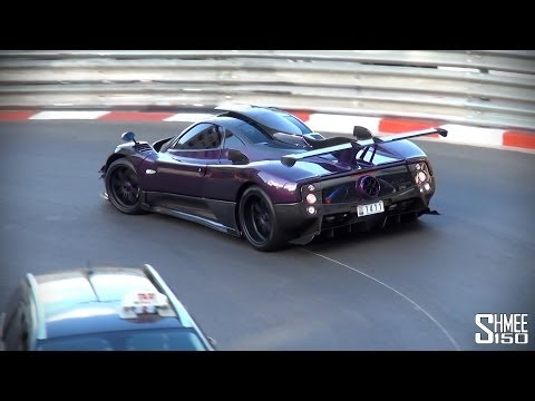 Pagani Zonda 760 LH - Lewis Hamilton's Epic Hypercar