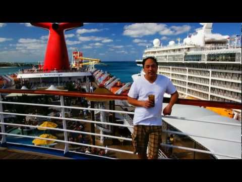 Bahamas Cruise - Carnival Sensation 2012