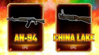 NEW SUPPLY DROP OPENING - AN-94 & CHINA LAKE REMASTERED IN BLACK OPS 3 MULTIPLAYER! (BO3 Guns)