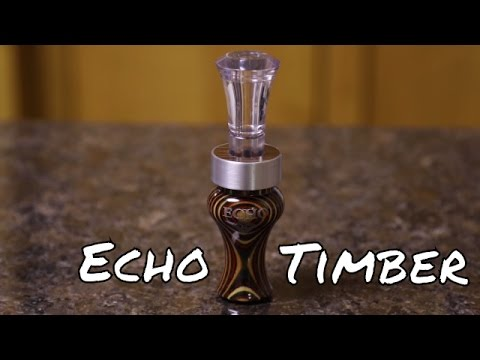 Flyway Review: Echo Timber Duck Call
