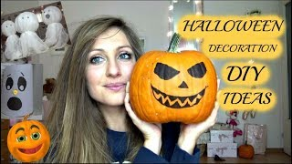 DIY Halloween Decorations/Asya Eneva/Идеи за Хелоуин