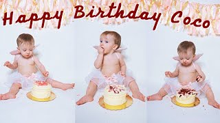 Collette's First Birthday! | Teen Mom Vlog