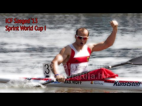 ICF Szeged '13 - Sprint World Cup I - I Love it!
