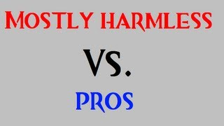 Mostly Harmless vs [PROS] Commentary