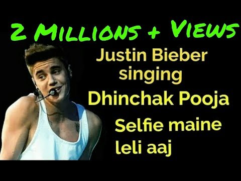 Dhinchak Pooja   Selfie Maine Leli Aaj   Justin Bieber Version   Mixing With Hiten Kafi Vesion