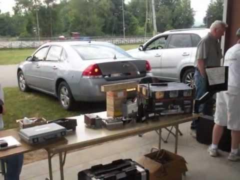Herkimer Hamfest 2012 UCARC K2HAT Ham Radio
