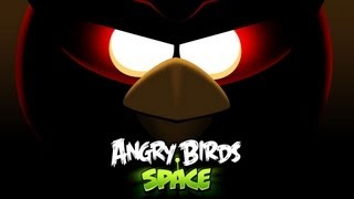 Angry Birds Space - Out of This World!