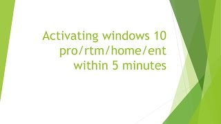 how to activate windows 10 using microsoft toolkit:windows 10 activator:  microsoft toolkit
