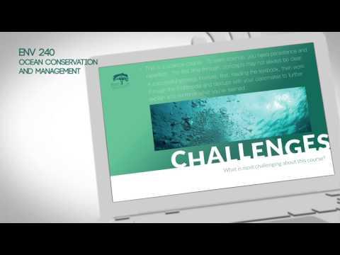 ENV 240 Ocean Conservation and Management