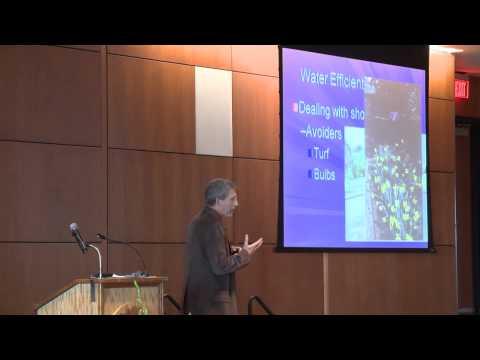 Dr. Stuart Warren, Water Wars: Are You Ready?