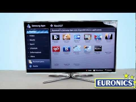 TV Samsung LED 3D D7000