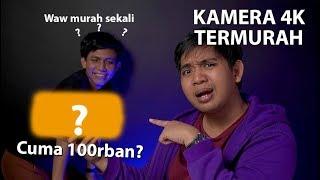 Unboxing Kamera 4K SUPER MURAH!!!