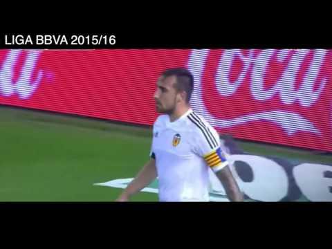3 Goles de Paco Alcacer vs Eibar, Valencia 4 - 0 SD Eibar, Goles y Resumen, Liga BBVA 2016