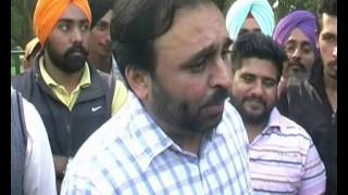 patiala pup lathicharge on students issue aap mp bhagwant maan