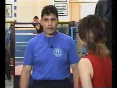 Συνέντευξη Γ. Στεφανόπουλου (Ολυμπιονίκη Πυγμαχίας)