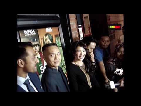 WORLD CELEBRITY NEWS DOING EXCLUSIVE INTERVIEW WITH MALAYSIAN CAST MYSTUPID BOSS MOVIE