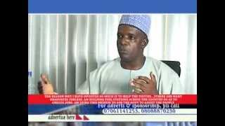 Alhaji Auwalu Rano as a special Guest on issues and society Part 2