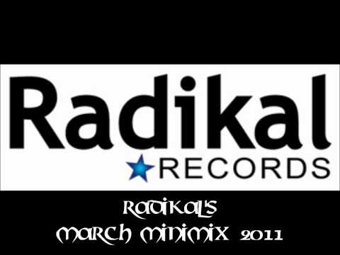 Radikal Dubstep - March Mix 2011