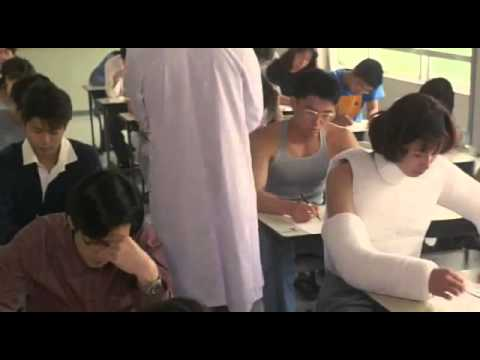 Как в Японии делают шпаргалки и сдают экзамены!