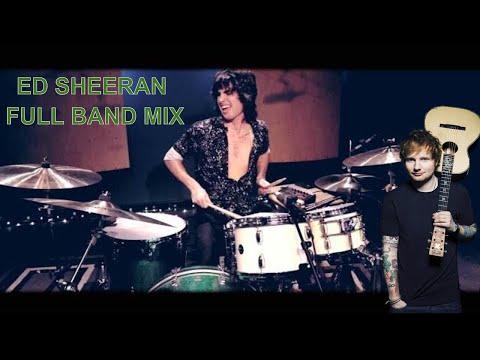 Ed Sheeran + Live Drums! |