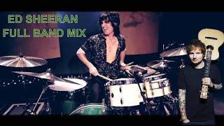 "Download Lagu Ed Sheeran + Live Drums! | ""Castle on the Hill"" (Rock Version) Gratis STAFABAND"