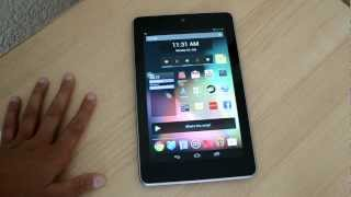 Google Nexus 7 Review!!!!
