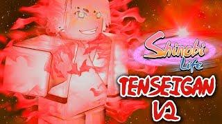 [CODES?] AKATSUKI HAT + NEW TENSEIGAN V2 AND RED HAZE KG!   Shinobi Life OA