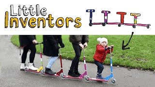 Little Inventors: Turning children's imagination into reality