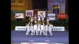 University of Kentucky Cheerleading 1997