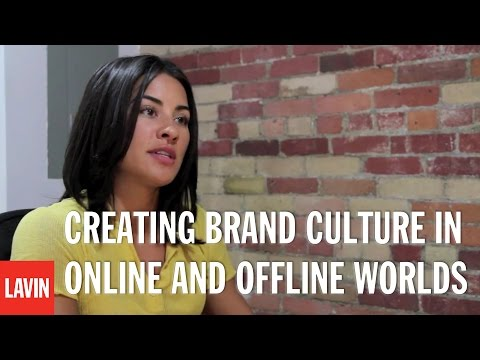 Creating Brand Culture In Online and Offline Worlds: Devon Brooks