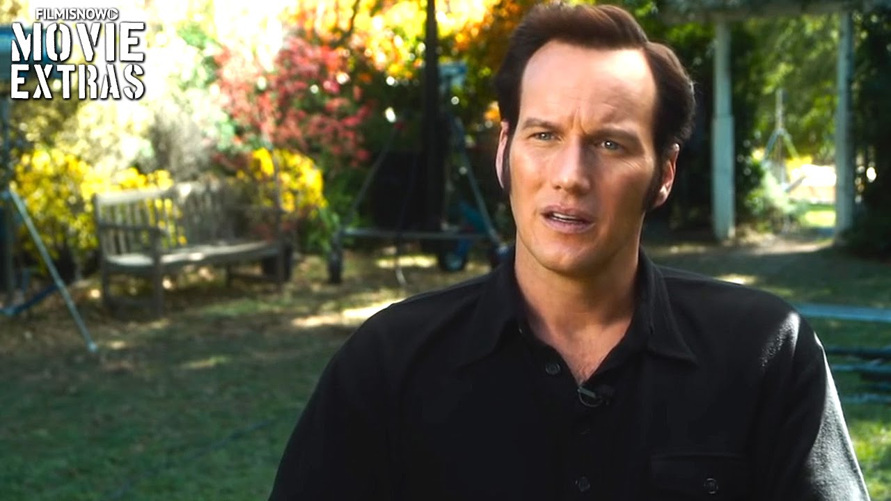 The Conjuring 2 | On-set with Patrick Wilson 'Ed Warren' [Interview]