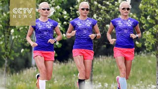 Rio 2016: Meet the triplets set to make history in Olympic marathon