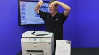Epson WorkForce Series Inkjet Printers NCIX Tech Tips