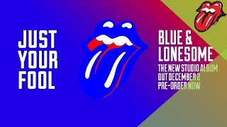 "The Rolling Stones - ""Just Your Fool (Snippet + 360 Album Cover)""映像を公開 新譜「Blue & Lonesome」2016年12月2日発売予定 thm Music info Clip"