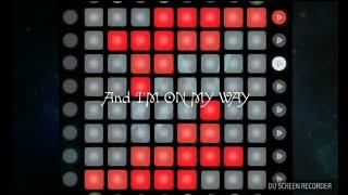 Alan Walker, Sabrina Carpenter & Farruko - On my Way (lyrics) || Unipad Cover