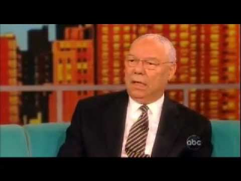 "Colin Powell On ""The View"" (5/22/2012)"